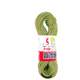Fixe Fanatic Rope 8,4mm x 70m, neon yellow/violet